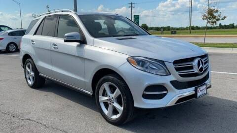 2018 Mercedes-Benz GLE for sale at Napleton Autowerks in Springfield MO