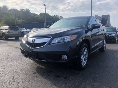 2013 Acura RDX for sale at Instant Auto Sales in Chillicothe OH