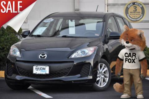 2012 Mazda MAZDA3 for sale at JDM Auto in Fredericksburg VA