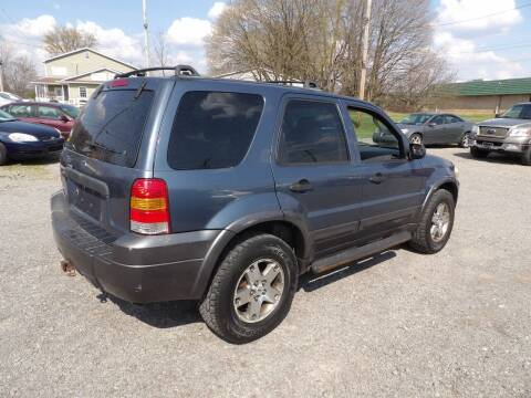 2005 Ford Escape for sale at English Autos in Grove City PA