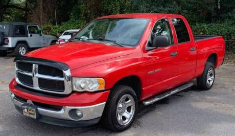 2005 Dodge Ram Pickup 1500 for sale at Family First Auto in Spartanburg SC