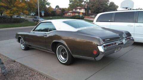 1969 Buick Riviera for sale at Classic Car Deals in Cadillac MI