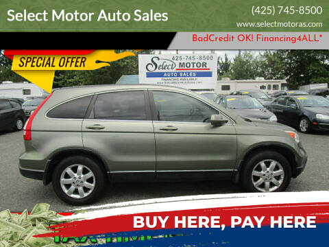 2007 Honda CR-V for sale at Select Motor Auto Sales in Lynnwood WA
