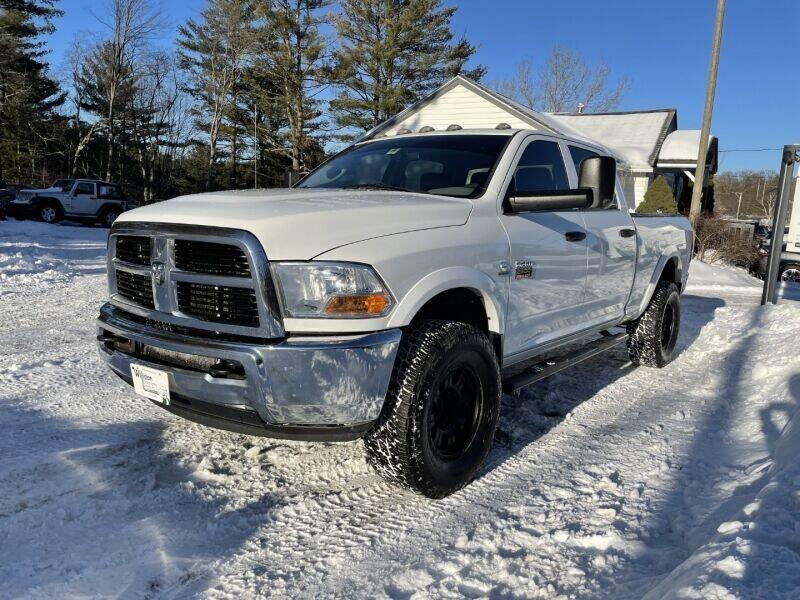 2012 RAM Ram Pickup 2500 for sale at Williston Economy Motors in Williston VT