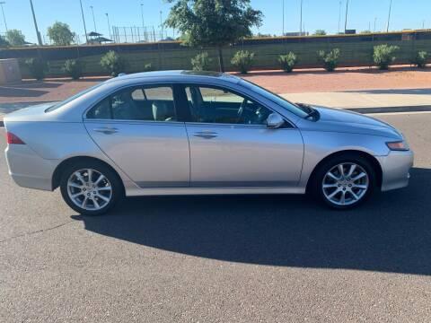 2006 Acura TSX for sale at Premier Motors AZ in Phoenix AZ