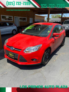 2014 Ford Focus for sale at Los Primos Auto Plaza in Antioch CA