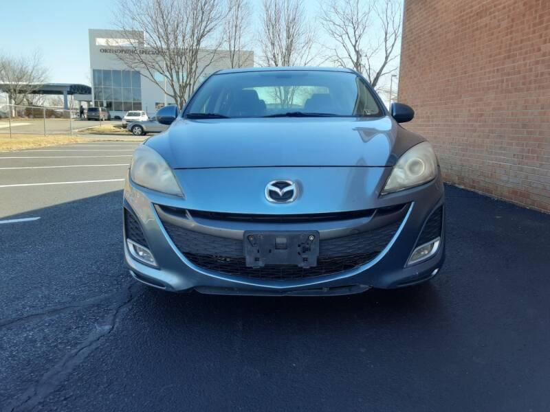2011 Mazda MAZDA3 for sale at Fredericksburg Auto Finance Inc. in Fredericksburg VA