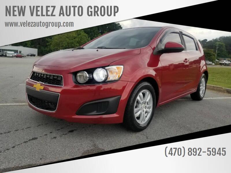 2012 Chevrolet Sonic for sale in Gainesville, GA