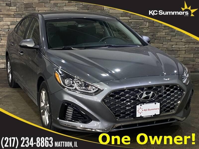 2019 Hyundai Sonata for sale in Mattoon, IL