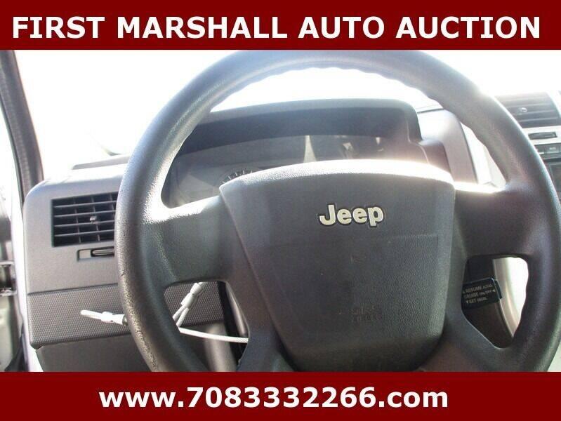 2008 Jeep Patriot 4x4 Sport 4dr SUV w/CJ1 Side Airbag Package - Harvey IL