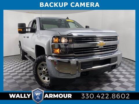 2016 Chevrolet Silverado 2500HD for sale at Wally Armour Chrysler Dodge Jeep Ram in Alliance OH