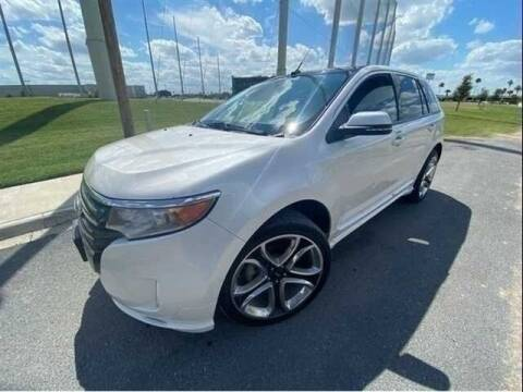 2014 Ford Edge for sale at FREDY KIA USED CARS in Houston TX