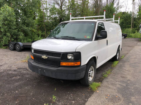 2012 Chevrolet Express Cargo for sale at Lance's Automotive in Ontario NY