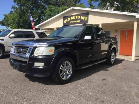 2007 Ford Explorer Sport Trac for sale at QLD AUTO INC in Tampa FL