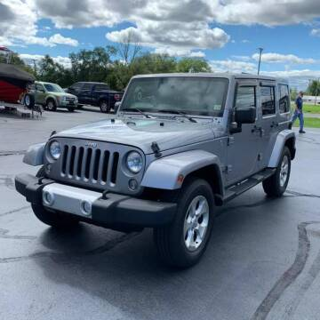 2014 Jeep Wrangler Unlimited for sale at Prestige Pre - Owned Motors in New Windsor NY