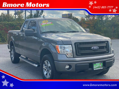 2013 Ford F-150 for sale at Bmore Motors in Baltimore MD