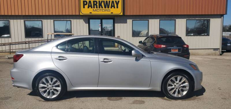2006 Lexus IS 250 for sale at Parkway Motors in Springfield IL
