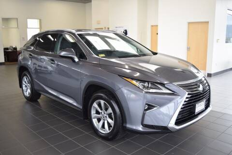 2018 Lexus RX 350 for sale at BMW OF NEWPORT in Middletown RI