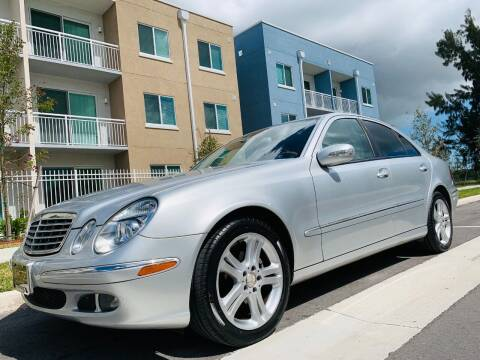 2006 Mercedes-Benz E-Class for sale at LA Motors Miami in Miami FL