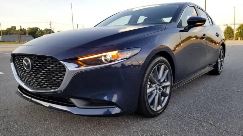 2021 Mazda Mazda3 Sedan for sale at Drivemiles in Marietta GA