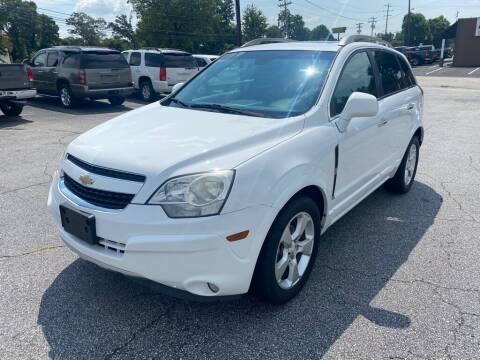 2013 Chevrolet Captiva Sport for sale at Brewster Used Cars in Anderson SC