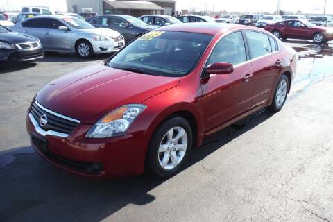2008 Nissan Altima for sale at Bryan Auto Depot in Bryan OH