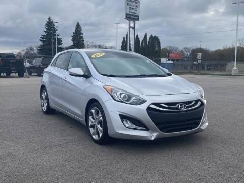 2013 Hyundai Elantra GT for sale at Betten Baker Preowned Center in Twin Lake MI