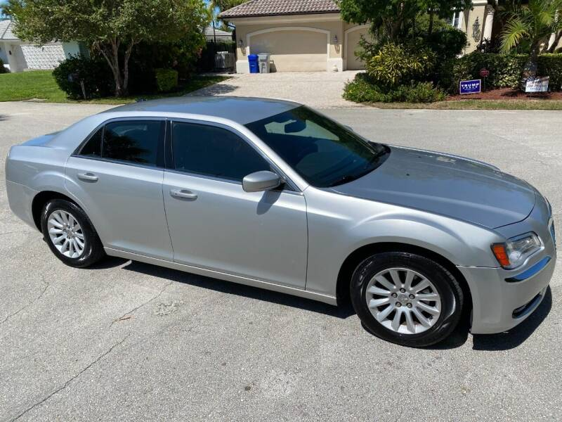 2012 Chrysler 300 for sale at Exceed Auto Brokers in Pompano Beach FL