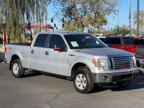 2011 Ford F-150 for sale at Brown & Brown Wholesale in Mesa AZ