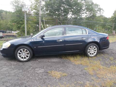 2008 Buick Lucerne for sale at Wolcott Auto Exchange in Wolcott CT