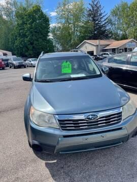 2010 Subaru Forester for sale at Auto Consider Inc. in Grand Rapids MI