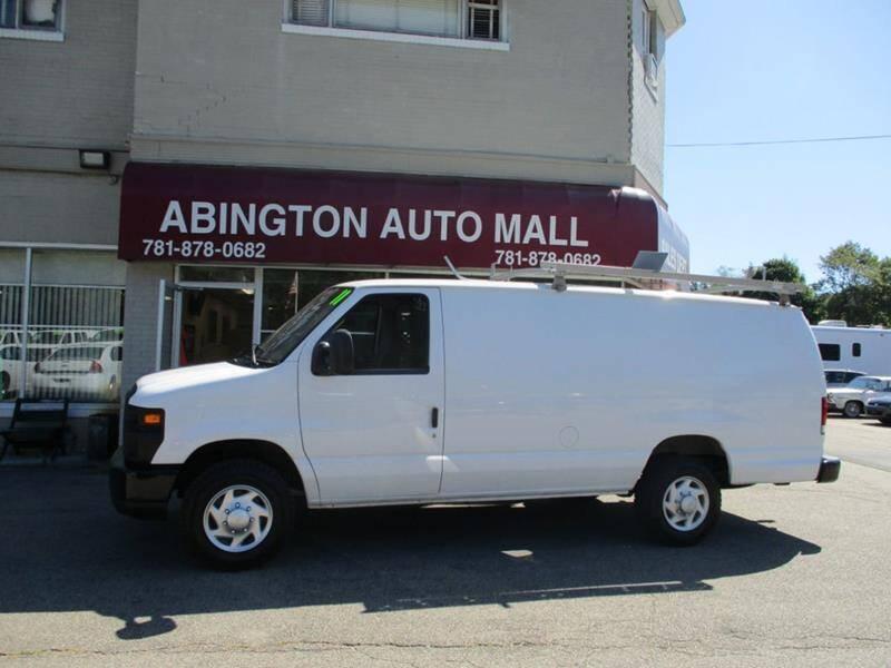 2011 Ford E-Series Cargo for sale at Abington Auto Mall LLC in Abington MA