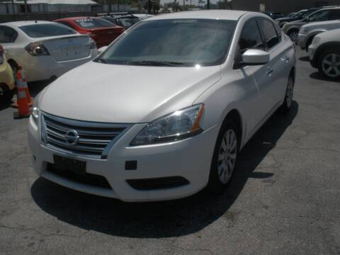 2013 Nissan Sentra for sale at Priceline Automotive in Tampa FL