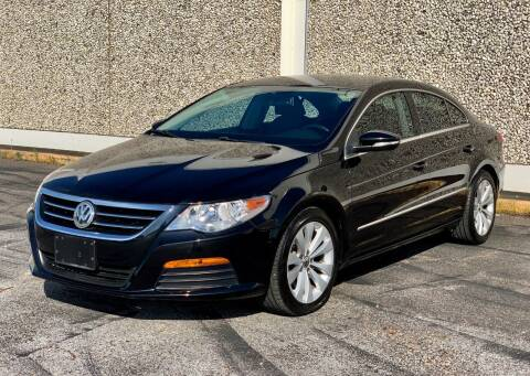 2012 Volkswagen CC for sale at Texas Auto Corporation in Houston TX