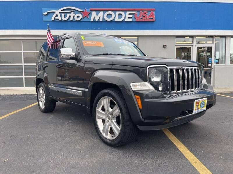 2011 Jeep Liberty for sale at Auto Mode USA of Monee - AUTO MODE USA-Burbank in Burbank IL