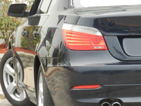 2008 BMW 5 Series for sale at Moto Zone Inc in Melrose Park IL