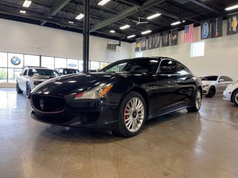 2014 Maserati Quattroporte for sale at CarNova in Sterling Heights MI