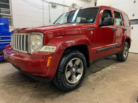 2008 Jeep Liberty for sale at Auto Warehouse in Poughkeepsie NY
