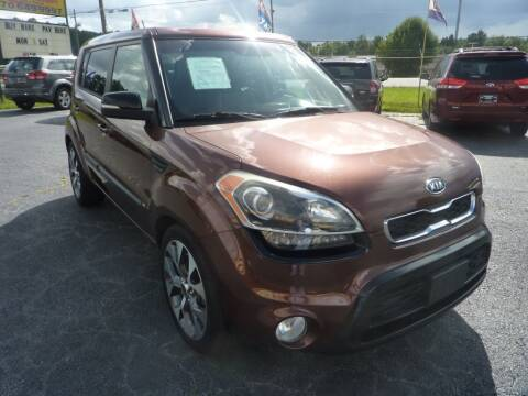 2012 Kia Soul for sale at Roswell Auto Imports in Austell GA