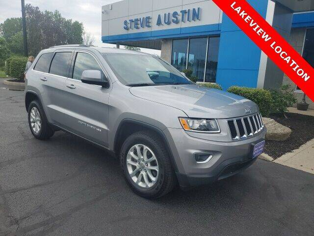 2015 Jeep Grand Cherokee for sale at Austins At The Lake in Lakeview OH