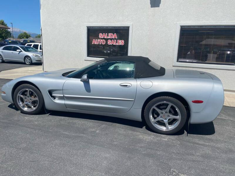 2000 Chevrolet Corvette for sale at Salida Auto Sales in Salida CO