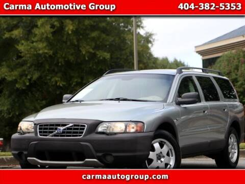2004 Volvo XC70 for sale at Carma Auto Group in Duluth GA