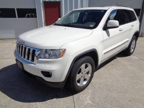 2012 Jeep Grand Cherokee for sale at Lewin Yount Auto Sales in Winchester VA
