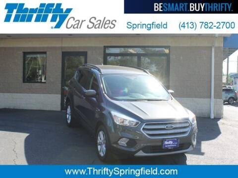 2018 Ford Escape for sale at Thrifty Car Sales Springfield in Springfield MA