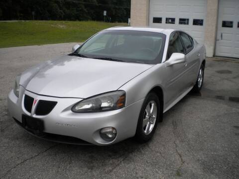2005 Pontiac Grand Prix for sale at Route 111 Auto Sales in Hampstead NH