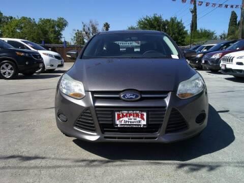 2013 Ford Focus for sale at Empire Auto Sales in Modesto CA
