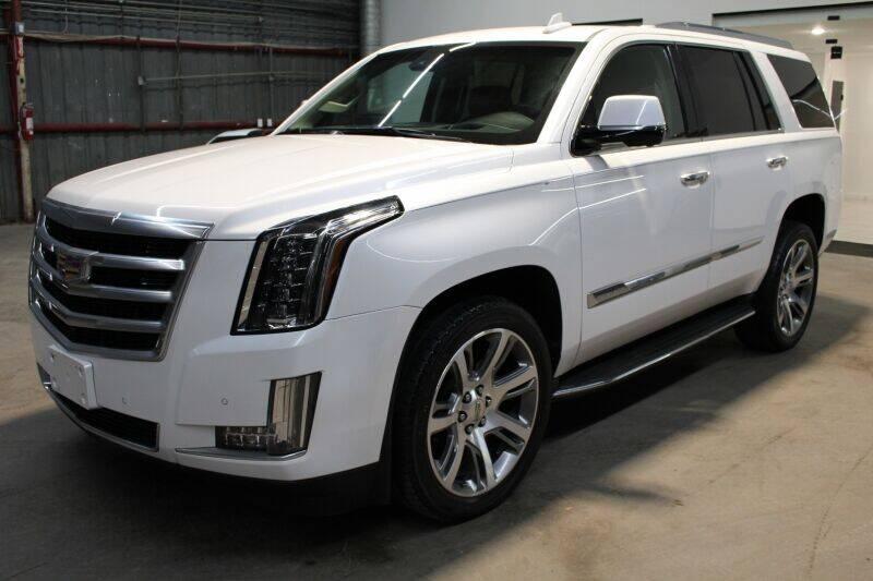 2016 Cadillac Escalade for sale at ESPI Motors in Houston TX