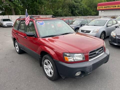 2003 Subaru Forester for sale at Auto Revolution in Charlotte NC