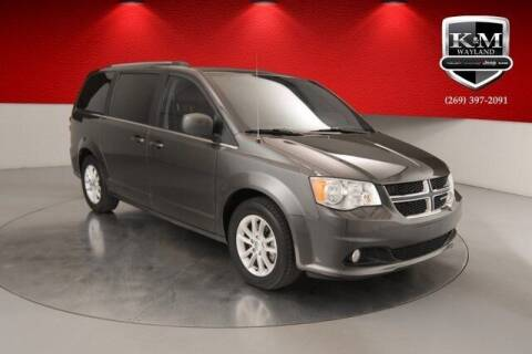 2019 Dodge Grand Caravan for sale at K&M Wayland Chrysler  Dodge Jeep Ram in Wayland MI