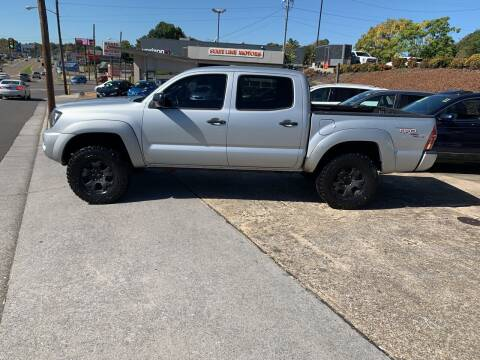 2006 Toyota Tacoma for sale at State Line Motors in Bristol VA